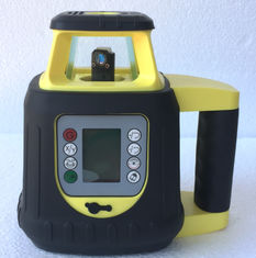 LED Dispaly Rotaing Laser Instruments And Accessories , Scanning angle 10° / 45° / 90° / 180